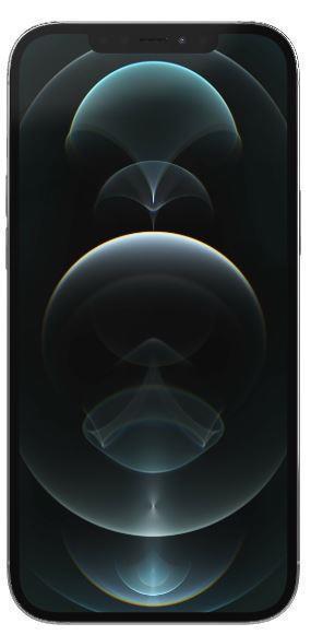 MOBILE PHONE IPHONE 12 PRO MAX/512GB SILVER MGDH3 APPLE MGDH3 Mobilais Telefons