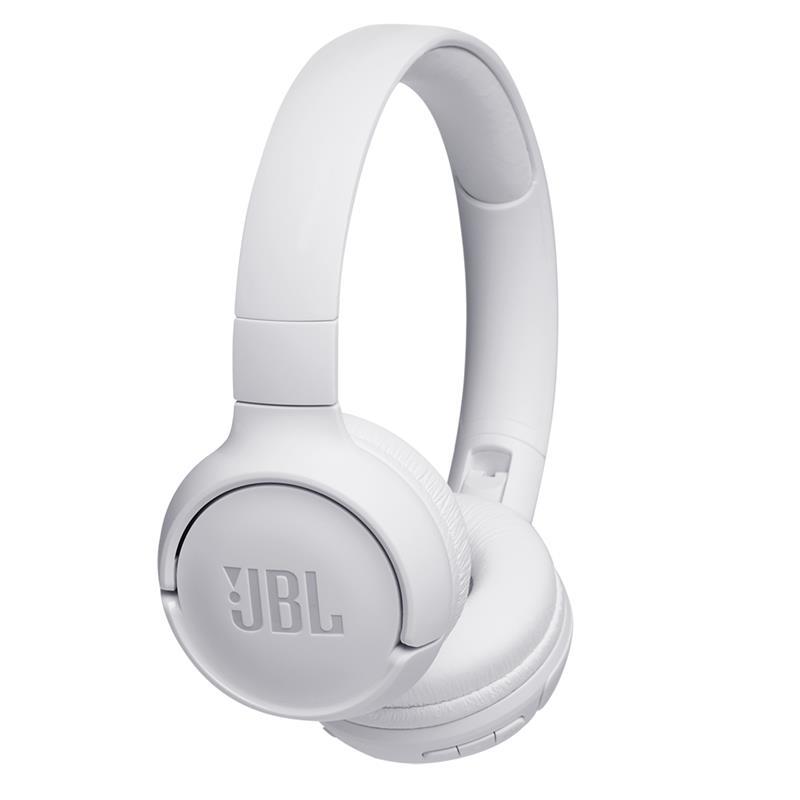 JBL TUNE 500BT White austiņas
