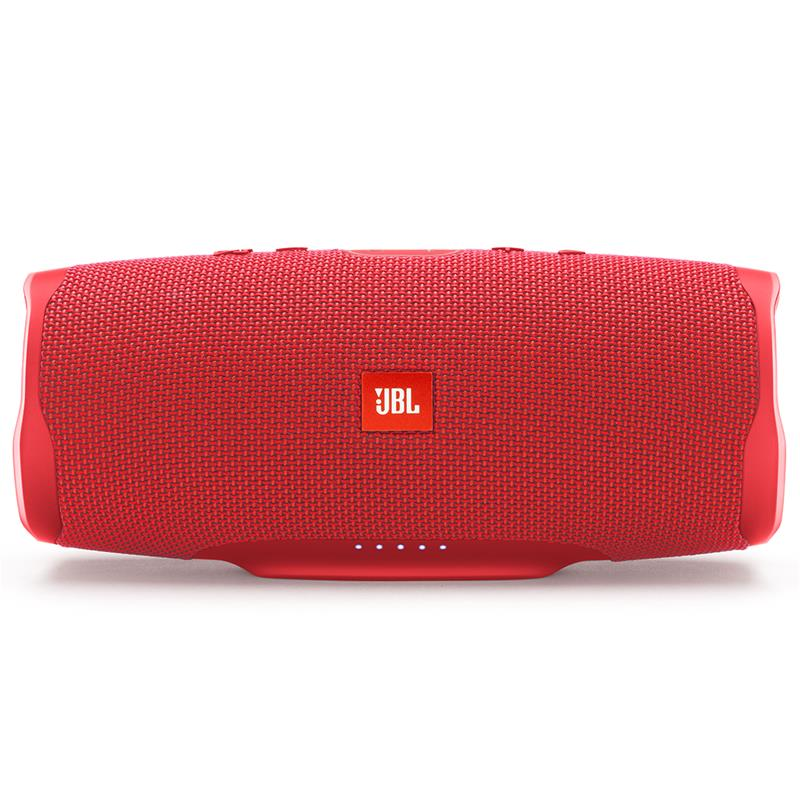 JBL Charge 4, Portable Bluetooth speaker, 30W, Waterproof, 7500mAh, Red pārnēsājamais skaļrunis