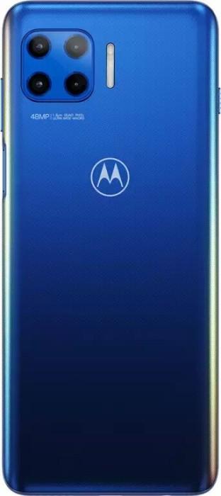 Motorola Moto G 5G Plus Blue Mobilais Telefons