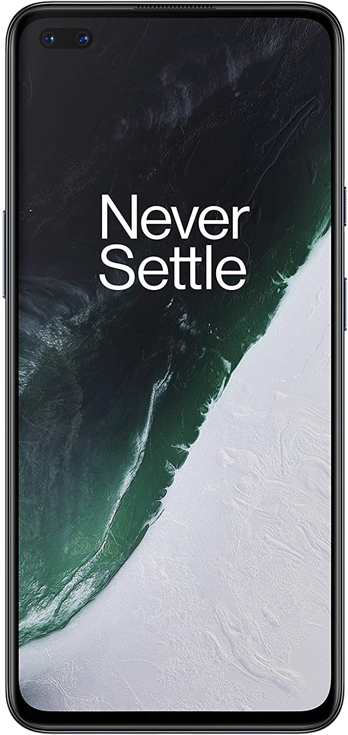 OnePlus Nord 256GB, mobile phone (gray ash, Android 10, 12 GB DDR4X) 5011101202 Mobilais Telefons