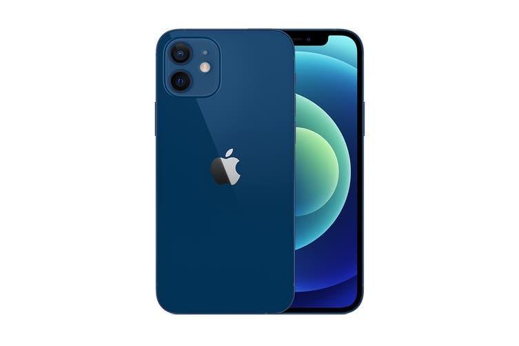 Apple iPhone 12 128GB Blue MGJE3 EU 24m* MGJE3 blue Mobilais Telefons