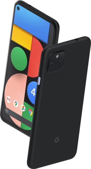 Google Pixel 4a 5G 128GB Black Mobilais Telefons