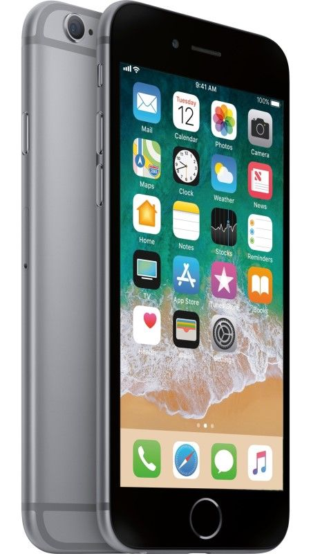Apple  iPhone 6s 64GB AB Grade Used Space Gray MKQN5J/A Mobilais Telefons