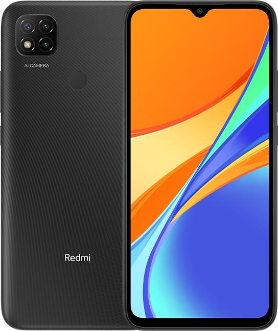 Xiaomi Redmi 9C - 6.53 - Dual SIM 32GB / 2GB - Android - grey 6941059648963 Mobilais Telefons