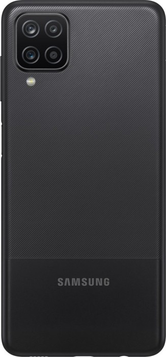 Samsung Galaxy A12 - 6.5 - 64GB, mobile phone (Black, Dual SIM, Android, 4 GB) SM-A125FZKVEUB Mobilais Telefons