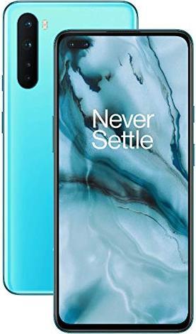 OnePlus Nord 128GB/8GB RAM blue Mobilais Telefons