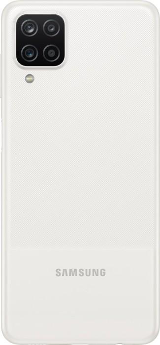 Samsung Galaxy A12 EU - 6.5 - Android - 4G 128 / 4GB white SM-A125FZWKEUB Mobilais Telefons