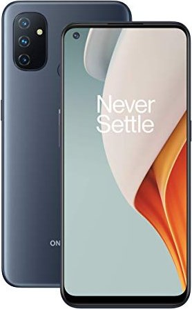 OnePlus Nord N100 Midnight Frost Mobilais Telefons