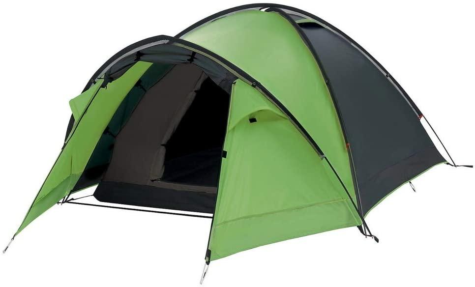 Coleman 3-person tent Pingora Blackout - 2000035203 telts Kempingiem, pārgājieniem