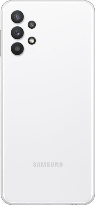 Samsung Galaxy A32 EU 5G - 6.5 - 128 / 4GB white Android SM-A326BZWVEUB Mobilais Telefons