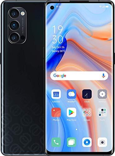 Oppo Reno4 Pro - 6.55 - 5G 256 / 12GB Space Black 5983767 Mobilais Telefons