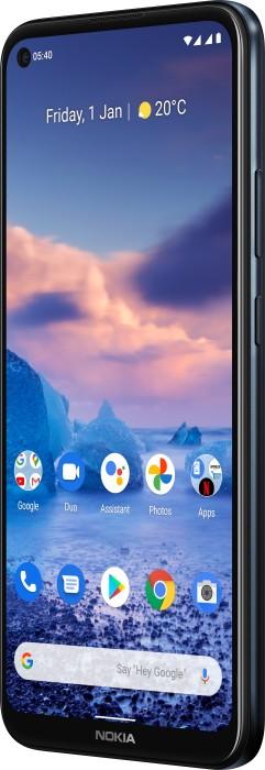 Nokia 5.4 4GB/128GB Blue Mobilais Telefons