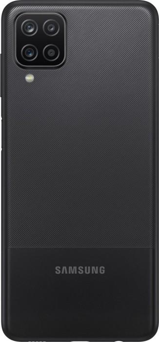 Samsung Galaxy A12 - 6.5 - Android - EU 4G 128 / 4GB black SM-A125FZKKEUB Mobilais Telefons