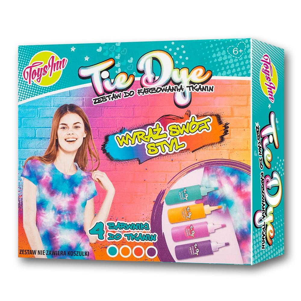 STNUX Tie dye set pastel STN6581 konstruktors