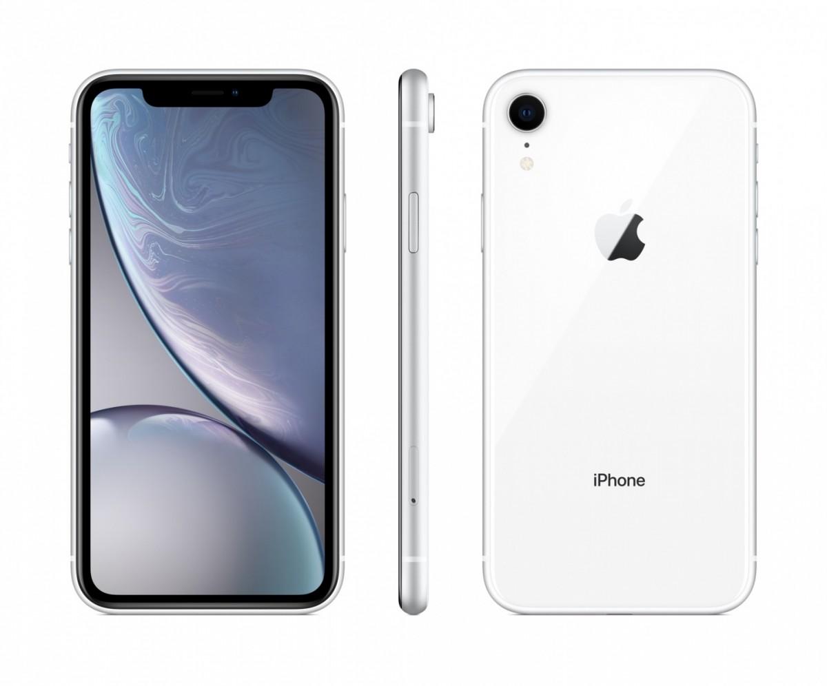 Apple iPhone XR 64GB White Mobilais Telefons