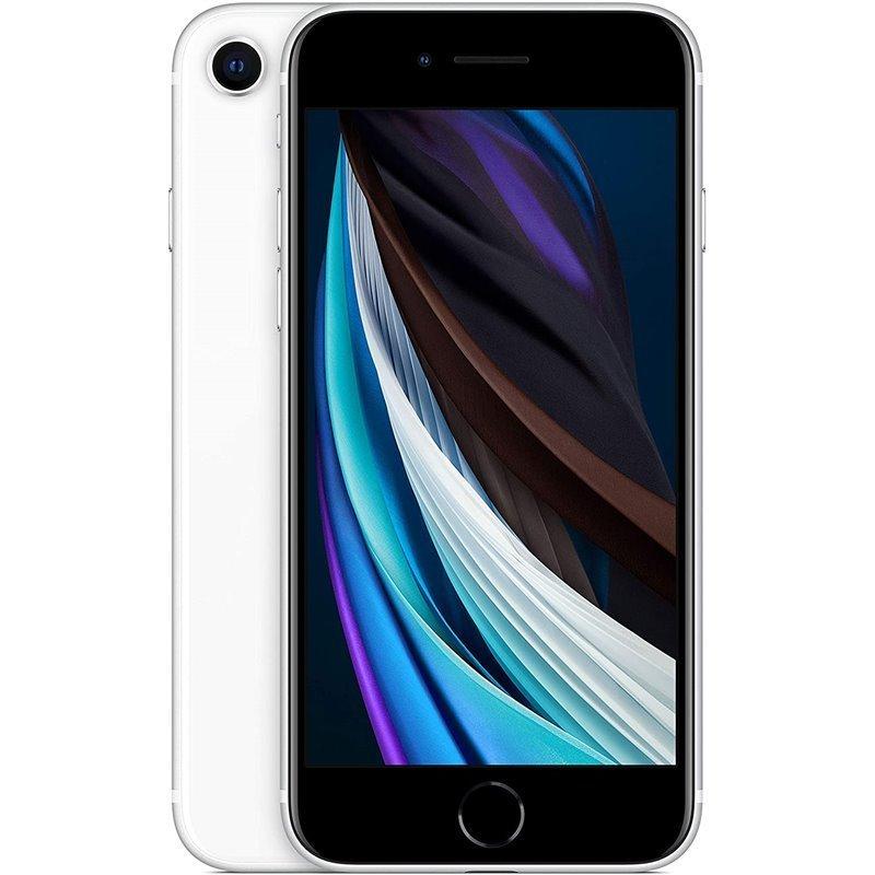 Apple iPhone SE (2020) 64GB White MHGQ3 EU 24m* MHGQ3 white Mobilais Telefons