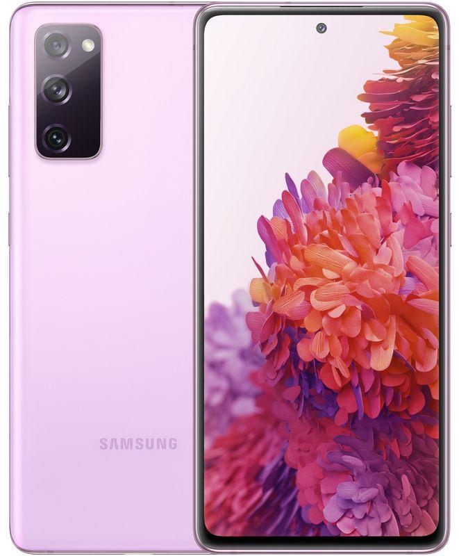 Samsung  Galaxy S20 FE 128GB Cloud Lavender SM-G780/DS Mobilais Telefons