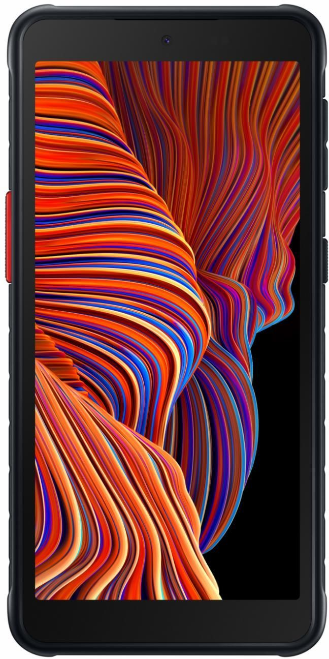 Samsung  Galaxy Xcover 5 4/64GB DS Black SM-G525F/DS Mobilais Telefons
