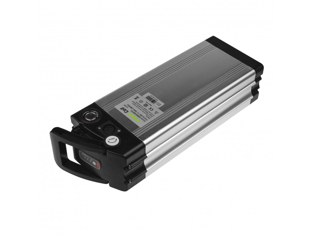 GC Registered  E-Bike Battery 24V 15Ah Silverfish with Charger Elektriskie skuteri un līdzsvara dēļi