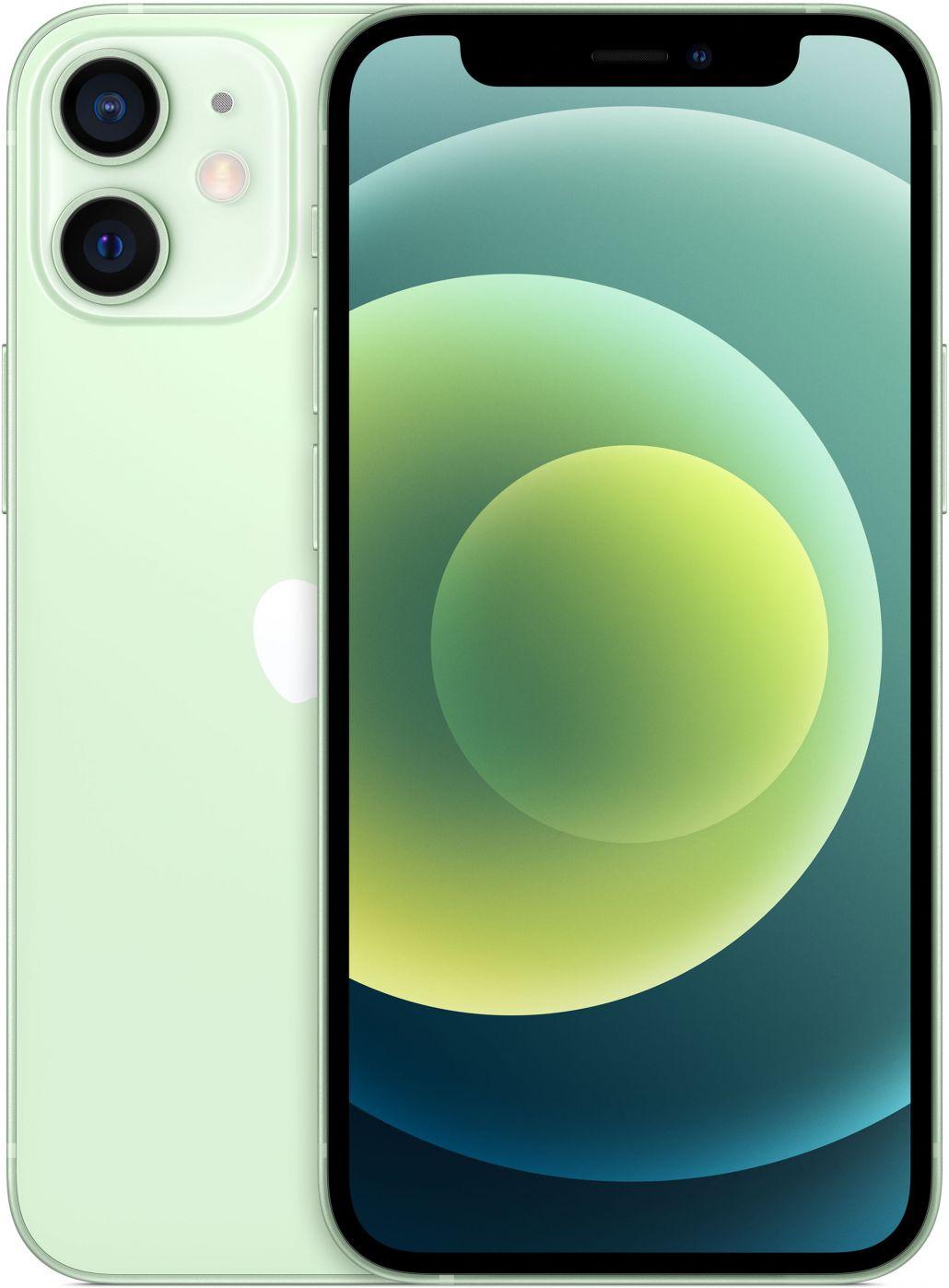 Apple  iPhone 12 mini 64GB Green MGE23ET/A Mobilais Telefons