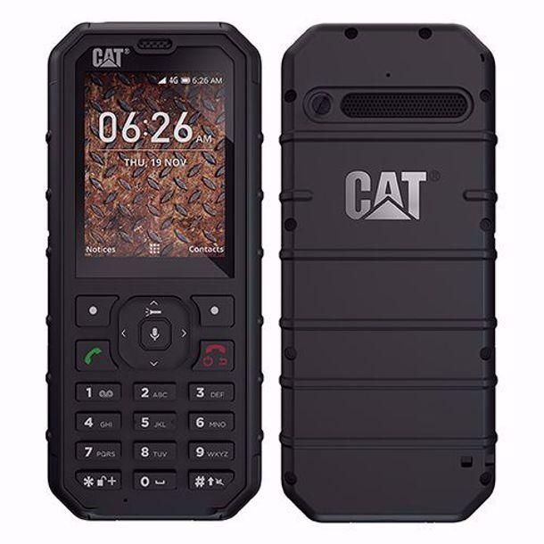 Caterpillar B35 Black Mobilais Telefons
