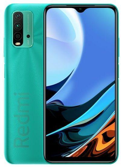 Xiaomi  Redmi 9T 4GB/64GB Ocean Green Mobilais Telefons