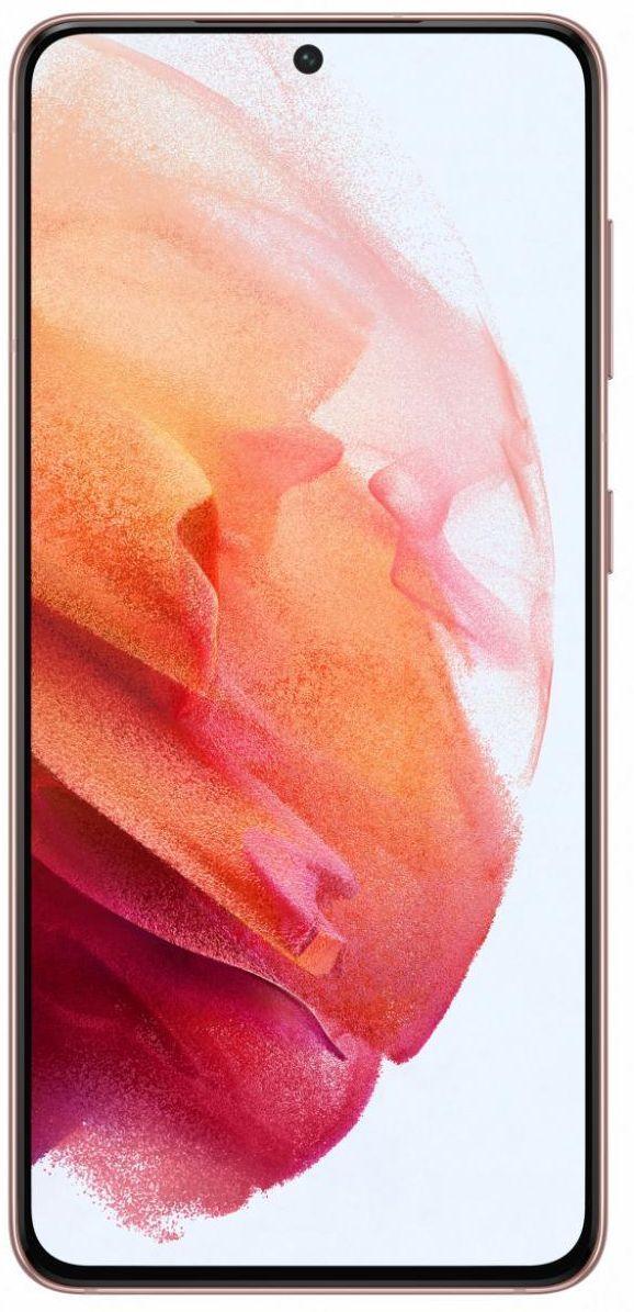 Samsung  Galaxy S21 8/128GB 5G Phantom Pink SM-G991BZIDEUE Mobilais Telefons