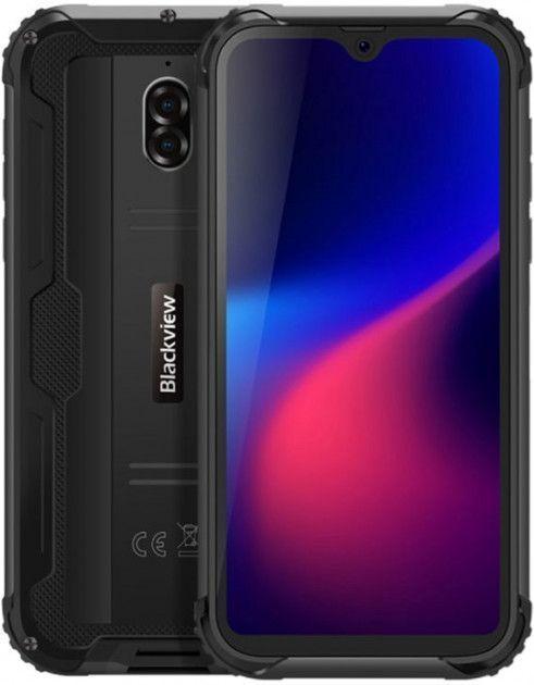 Blackview  BV5900 3/32GB (Demo/24 months warranty) Black BV5900BLKD Mobilais Telefons