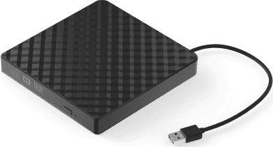 KRUX External DVD Optical Drive diskdzinis, optiskā iekārta