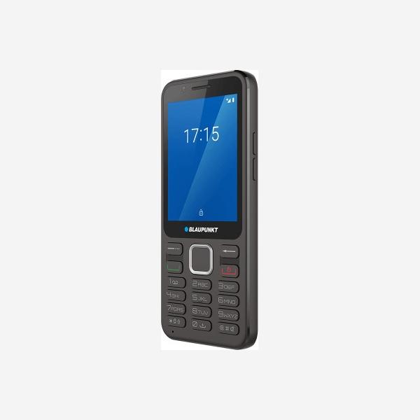 Blaupunkt FL 06 black ENG 5999887068997 BPFL06B Mobilais Telefons