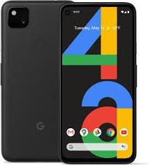 Google Pixel 4a 6GB/128GB Just Black Mobilais Telefons