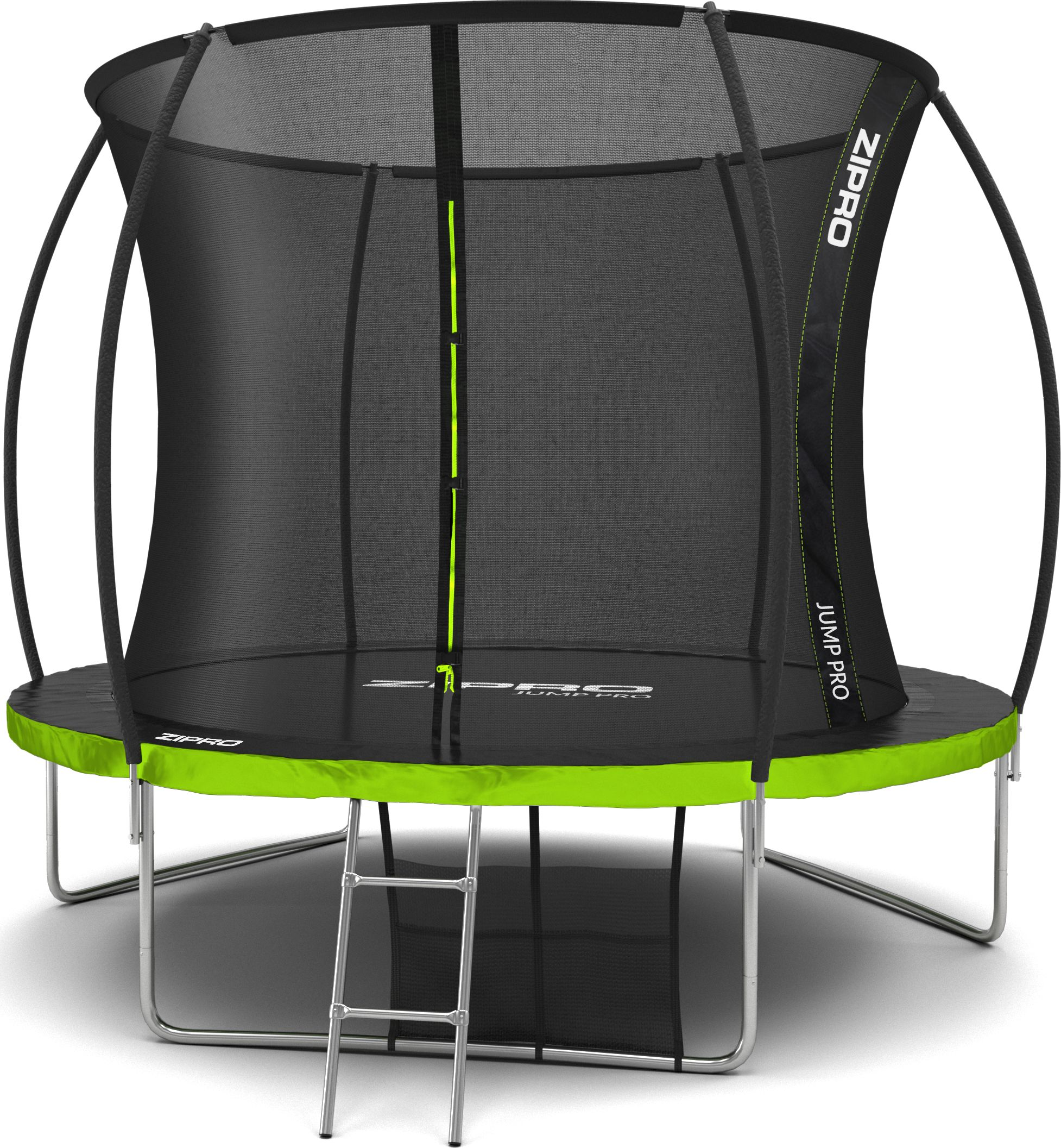 Zipro Garden trampoline Jump Pro 10FT 312cm with inner net + FREE shoe bag! Batuts