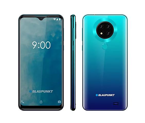 Blaupunkt OT19 Dual gradient blue 5999569070089 BPOT19GB Mobilais Telefons