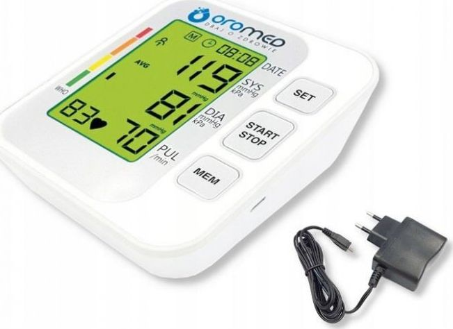Oromed ORO-M10 Comfort blood pressure unit