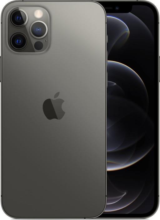 Apple iPhone 12 Pro        512GB Graphite               MGMU3ZD/A Mobilais Telefons