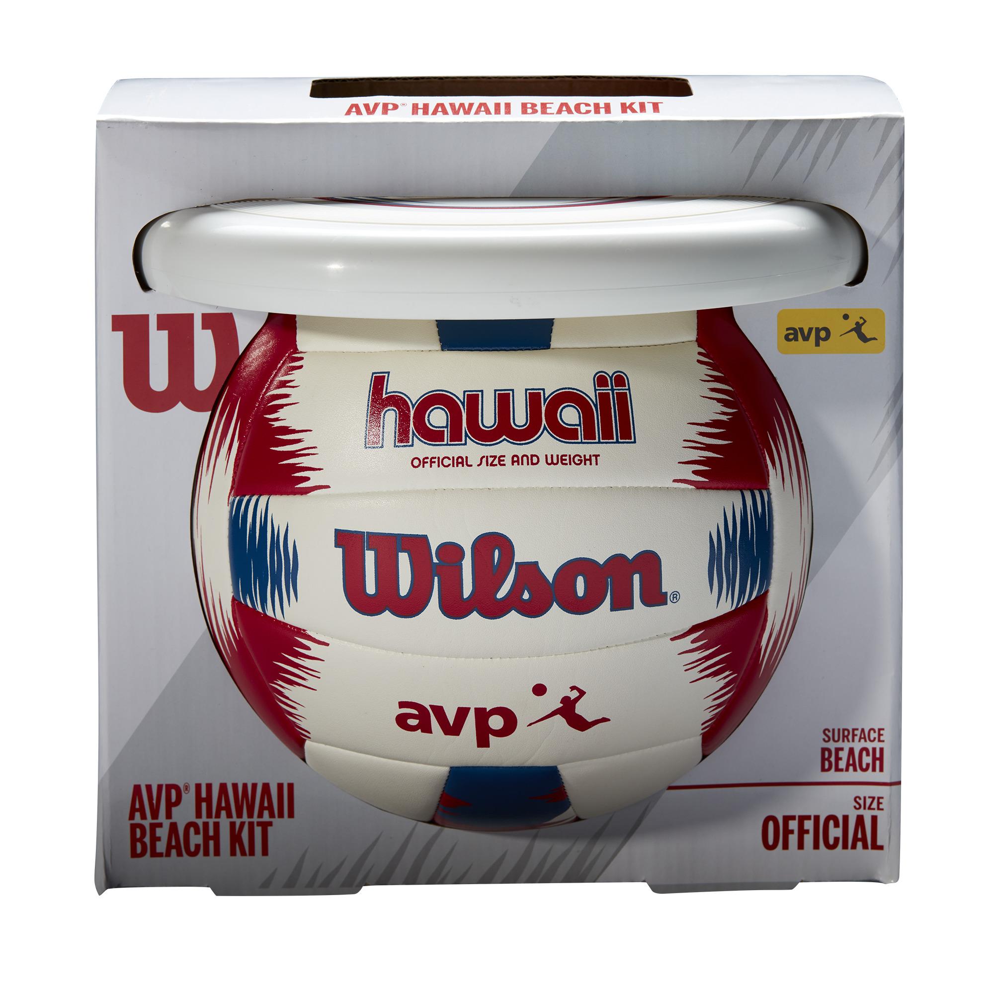 WILSON HAWAII AVP Summer Kit bumba