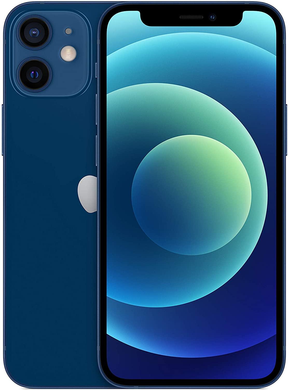 Apple iPhone 12 mini - 5.4 - iOS 128GB blue MGE63ZD/A Mobilais Telefons