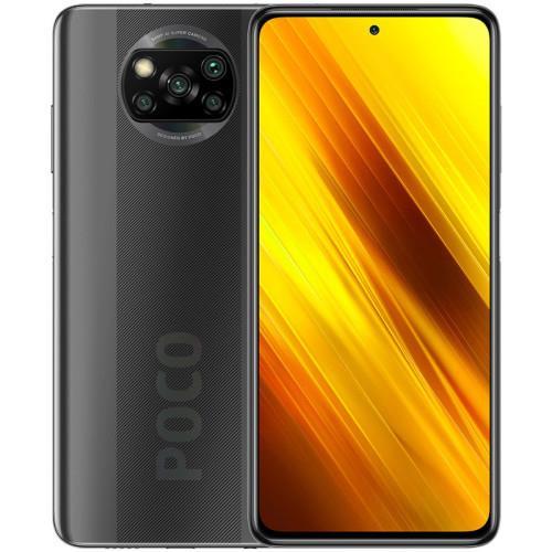 Xiaomi Poco X3 Pro 8GB/256GB Black Mobilais Telefons