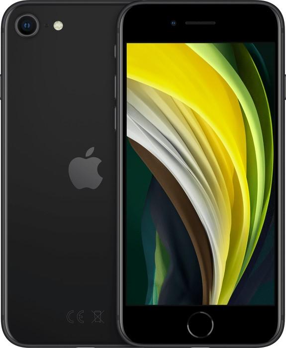 Apple iPhone SE - 4.7 - 128GB - IOS - black MHGT3ZD / A MHGT3ZD/A Mobilais Telefons