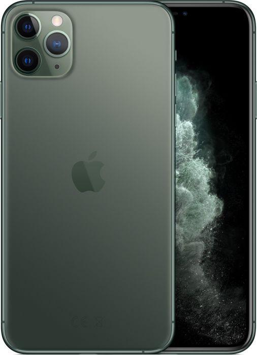 Apple iPhone 11 PRO - 5.8 - iOS Max 512GB green MWHR2ZD/A Mobilais Telefons
