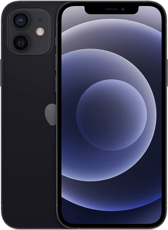 Apple iPhone 12 - 6.1 - 256GB - IOS - black MGJG3ZD / A MGJG3ZD/A Mobilais Telefons