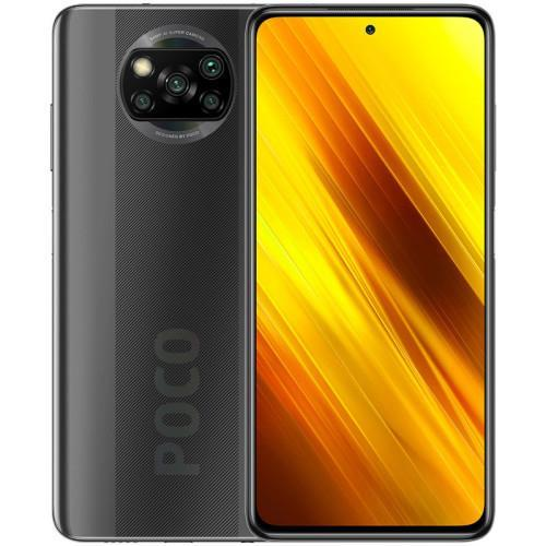 Xiaomi Poco X3 Pro 6GB/128GB Black Mobilais Telefons