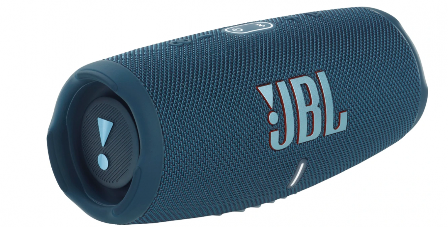JBL Charge 5 Blue Portable Bluetooth v5.1, IP67, 7500mAh, up to 20 hours pārnēsājamais skaļrunis