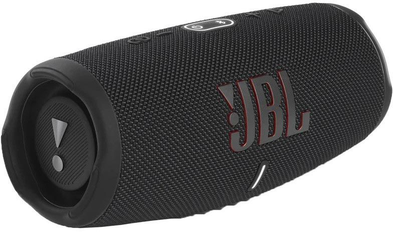 JBL Charge 5 Black Portable Bluetooth v5.1, IP67, 7500mAh, up to 20 hours pārnēsājamais skaļrunis