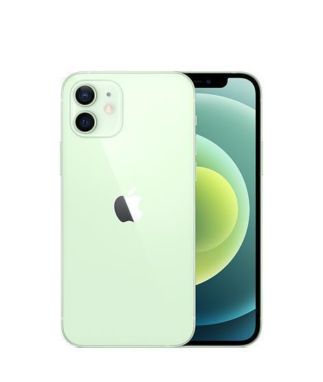 MOBILE PHONE IPHONE 12/256GB GREEN MGJL3 APPLE MGJL3 Mobilais Telefons