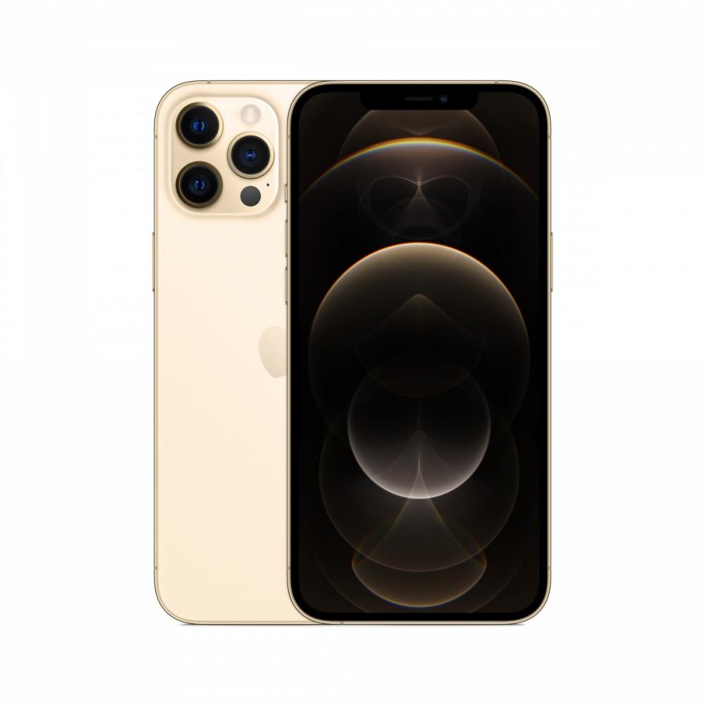 IPHONE 12 PRO MAX GOLD 128GB Mobilais Telefons