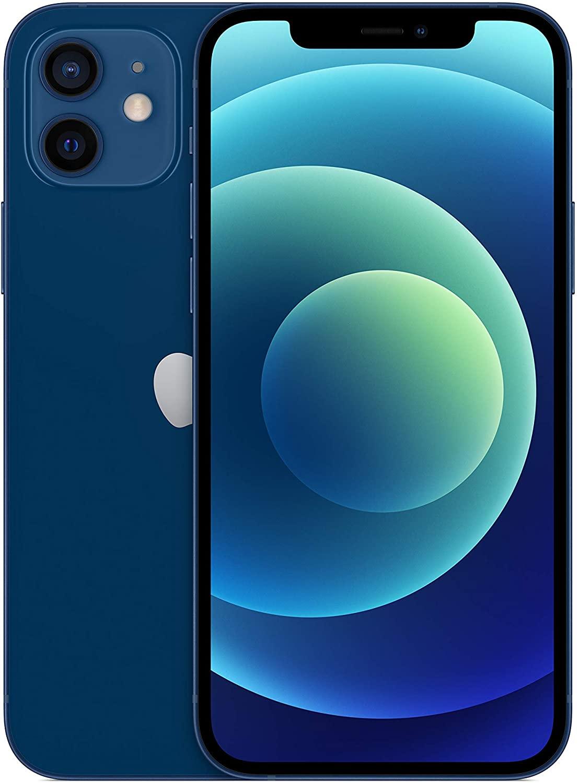 Apple iPhone 12 - 6.1 - 256GB - IOS - blue MGJK3ZD / A MGJK3ZD/A Mobilais Telefons