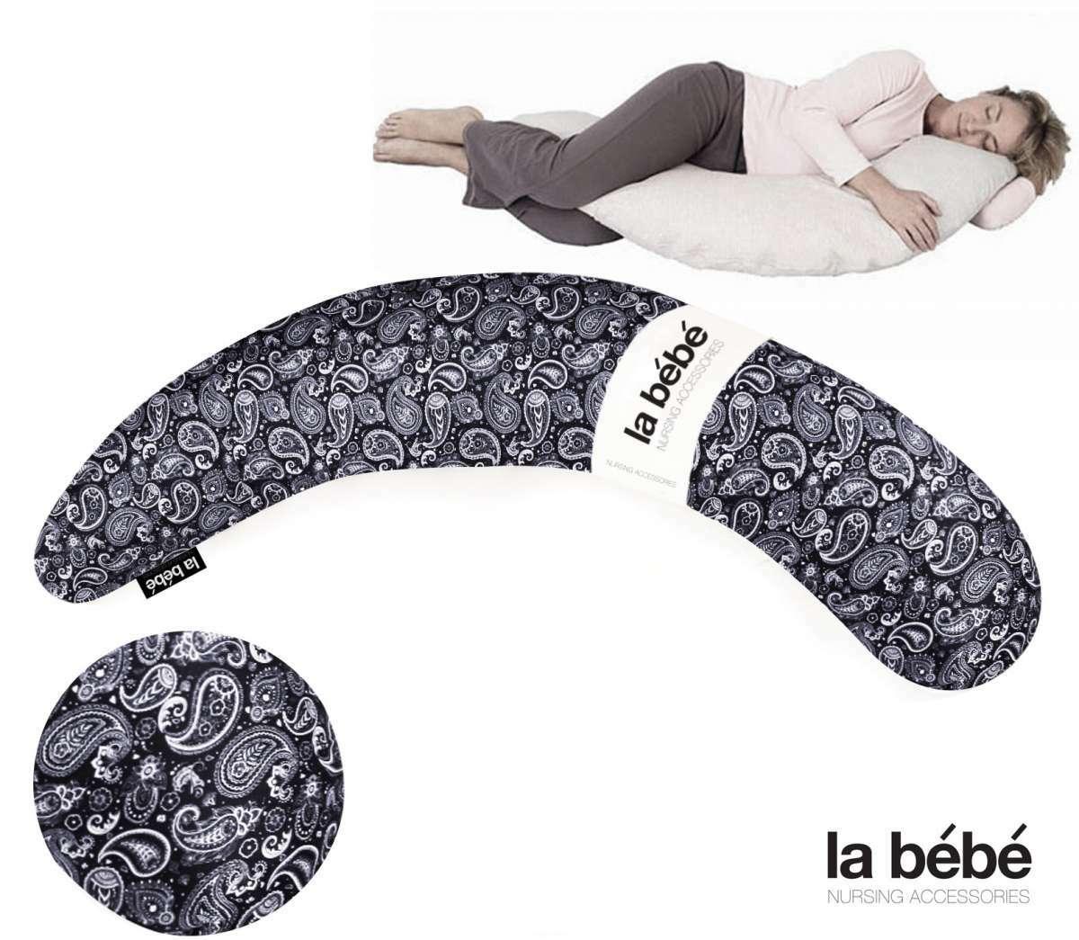 La Bebe™ Pregnancy Pillow Cover Art.2874  Papildus pārvalks pakaviņam 36*185 cm