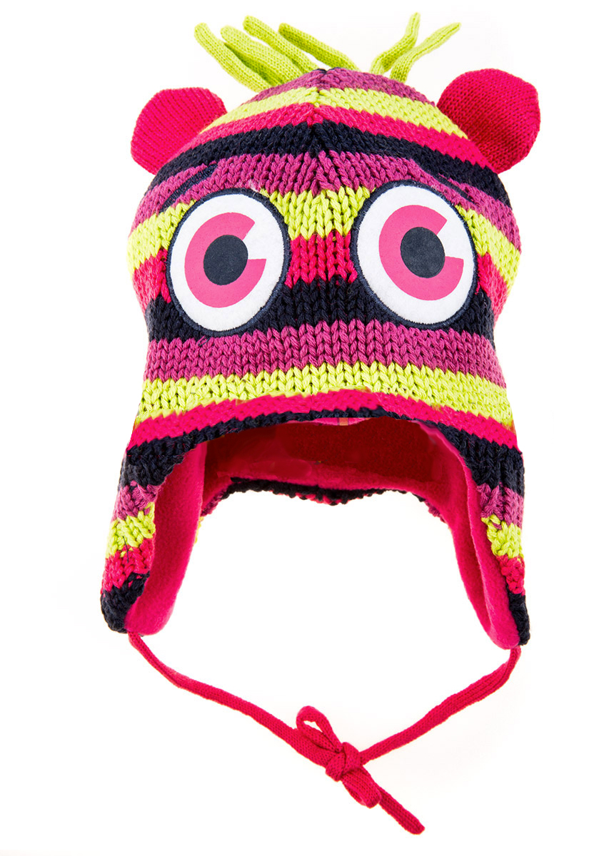 Lenne '15 Knitted Hat Buddy Art.14372/1871 Mazuļu siltā cepure